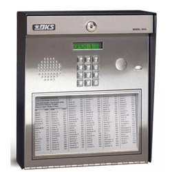 1810 DKS Telephone entry system