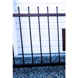 Picket Top For Decorative Gate